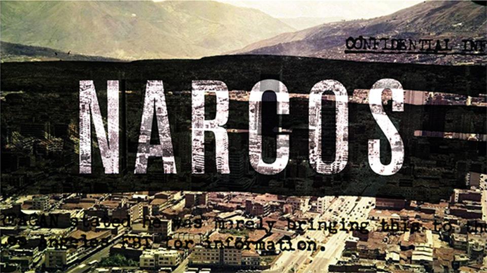 Narcos tapeta